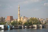 カイロ、エジプトの建物 — ストック写真