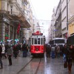 Taksim Istiklal Street — Stock Photo #12068051