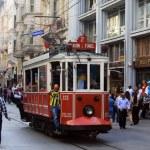 Taksim Istiklal Street — Stock Photo #12068207