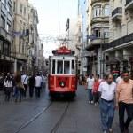 Taksim Istiklal Street — Stock Photo #12068210