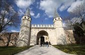 Gate of Topkapi Palace — Stock Photo