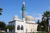 Yesil Cami (Green Mosque) in Iznik — Stock Photo