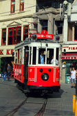 Istiklal Tram — Stock Photo