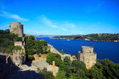 Rumeli Fortress — Stock Photo