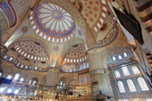 Blue Mosque (Sultanahmet Camii) — Stock Photo