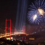 Bosphorus Bridge — Stock Photo #36560741
