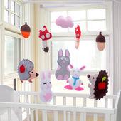Animals toys — Stock Photo