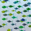Fish background — Photo