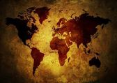 Grunge mapa — Stock fotografie