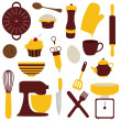 Cooking items — 图库照片