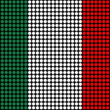 Abstract Italy Flag — Stock Photo