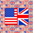 America UK Union — Stock Photo