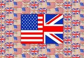 America UK Union — Stock Photo