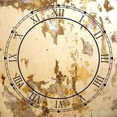 Vintage Clock Face — Foto de Stock