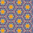 Psychedelic Tile — Photo