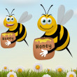 Busy Bees — Stock Photo #21949885
