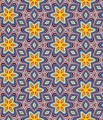 Psychedelic Tile — Stock Photo