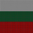 Abstract Bulgaria Flag — Photo