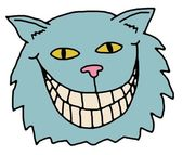 Cheshire Cat — Stock Photo