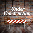 Stock Photo: Room Under Construction