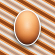 Egg Background — Stock Photo