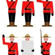 Mountie - Stock Photo