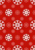 Seamless Snowflakes — Foto de Stock