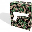 Stock Photo: Firearm box