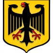 Stock Photo: German Shield