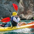 Kayak — Stockfoto