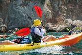 Kayak — Stock Photo