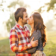 Young couple in love — Stock Photo #32858349