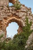 Castle ruins — Stockfoto
