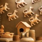 Pottery workshop — Stock Photo #47594705