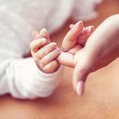 手挽手 — 图库照片