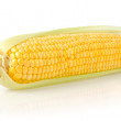 Stock Photo: Fresh Corn on Cob