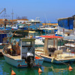 Port of Old Jaffo. Israel — Stock Photo