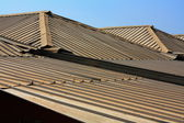 Tin Roof — Stock Photo