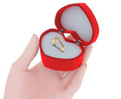 Proposal to get married — Foto Stock