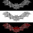 Photo: Vampire bat graphics