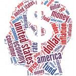 American economy concept — Stock Photo #15194133