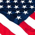 American Flag Closeup — Stock Photo #6403567