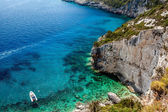 Stara Baska beach, Croatia — Stock Photo