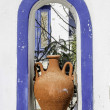 Traditional Greek vase on Amorgos island, Greece — Lizenzfreies Foto