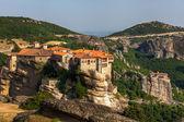 Monastery at Meteora in Trikala region, Greece. — Stock Photo