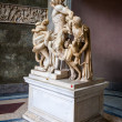 Laocoon and his two sons, Vatican City — Stock Photo