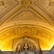 Stock Photo: Vaticmuseums hallway, Rome Italy
