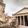 Pantheon, Rome, Italy — Stock Photo