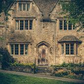 берфорд дом — Стоковое фото