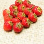 Fresh strawberries — Stock Photo #12174437